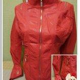 Новая женская куртка 42р. Эко-Кожа.