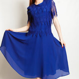 Продам элегантное кружевное платье