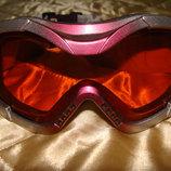 маска лыжная очки SWANS Tri Amber Vision оригинал Япония идеал Uvex Alpina