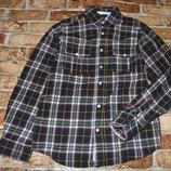 рубашка коттон сток 11-12лет