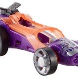 Hot Wheels Машинка Турбоскорость на резиночках фиолетовая Boys Speed Winders Wound-Up Vehicle DPB70