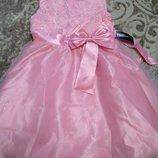 Платья нарядное 160 -цена снижена