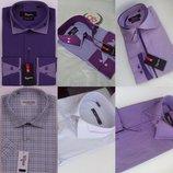 Супер-Цена Рубашки для больших и маленьких мужчин Размеры S, M, L, XL, 39-43 по вороту