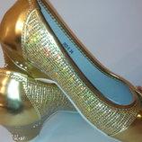 Нарядные туфельки р. 27-36 Очень красивый цвет