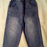 Джинсы,штаны на 12-18 месяцев на рост 81-86 см фирмы George,б/у