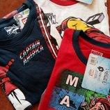Детские футболки Marvel Comics и Star Wars от 8 до 12 лет