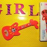 Мини гитара для самых маленьких