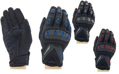 Мотоперчатки текстильные с закрытыми пальцами Scoyco MС10-BK 3 цвета, размер M-XL