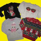 Пакет новогодних свитеров,рост 104-110 см,TU