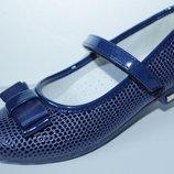 D-359 Подростковые туфли внутри кожа Венгрия , 31, 36 р.