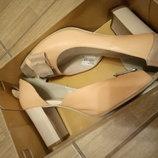 туфли женские кожаны