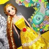 Кукла Рапунцель музыкальная русское озвучивание, авторская разработка Клуб модный каблучок