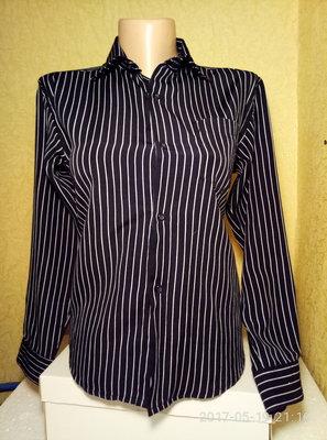 Рубашка-Блузка размер 33 рост 142-148 см фирмы Мplatini пр-во Париж, б/у