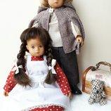 Кукла куколка пара черепашка Schildkrot Германия