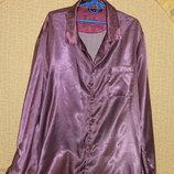 Пижама мужская шелковая р. 54-56 Livergy ливеджи