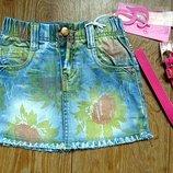 Моднячі джинсові спіднички GRACE. Венгрія.