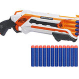 Nerf Бластер Элит Рафкат синиий N-Strike Elite Rough Cut A1691