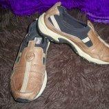 Фірмові шкіряні кросівки Ariat, 38р. 24,5 см.