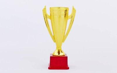 Кубок спортивный с ручками Reward C-5007A металл пластик, высота 36см