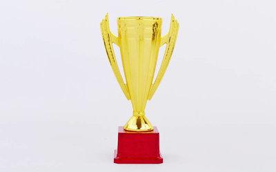 Кубок спортивный с ручками Reward C-5007C металл пластик, высота 25,5см