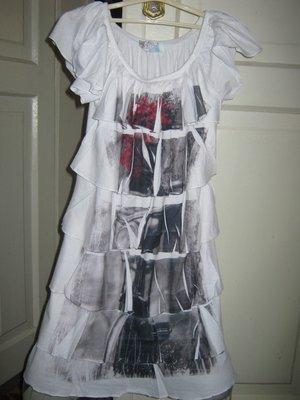 Белое платья