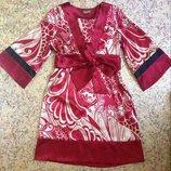 Атласное платье Olala размер S-M