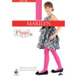 Колготки белые Marilyn Pippi 40 3D