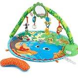 Little Tikes Уникальный развивающий коврик с качающейся дугой Baby Sway ´n Play Activity Gym