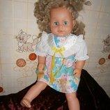 Кукла игровая большая велика лялька куколка 60 см