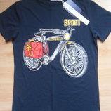 Отличная цена Новая фирменная итальянская футболка .Размер L