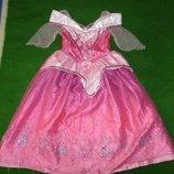 платье Авроры на 3-4 года