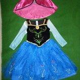 платье Анны на 2-3 года