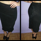 Шикарная юбка,на попе необычная