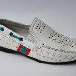 Туфли на мальчика, 32-37 р., Код 77-3-015