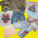 1800 вещей на деток 0-15 лет,Пакет летних вещей на мальчика 3-4 года,ZARA