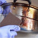 Губка карборундовая, нано губка для чистки посуды