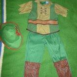 костюм робин гуда на 5-6 лет