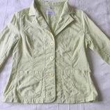 Жен.летний пиджак Biaggini р.38 40