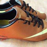 Бутсы Nike Mercurial оригинал р.38-24см.