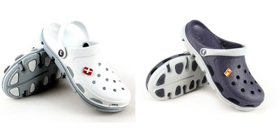 Кроксы мужские и женские аналог Crocs