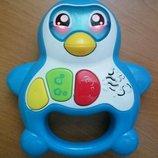 Музыкальная игрушка пингвин