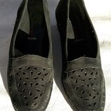 Туфли повышенного комфорта Medicus р. 38 натур. кожа