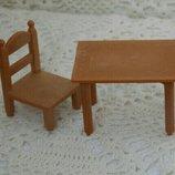 Мебель sylvanian families Сильваниан фэмили
