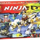 Конструктор NINJA 10397