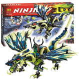 Конструктор Ninja 10400
