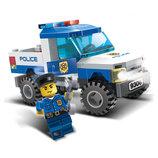 Конструктор Полицейская машина