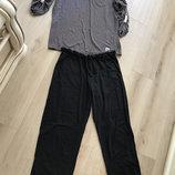 Next пижама трикотажная размер Л