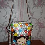 Мега стильная яркая сумка
