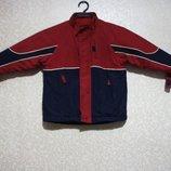 Куртка теплая 2-4 года, рост 82 NEXT осень девочка, мальчик детский, от дождя, подкладка начес