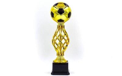 Награда спортивная приз спортивный Ball YK-047С пластик, высота 33см